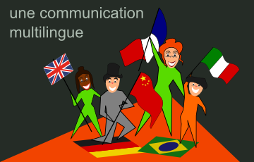 communication multilingue